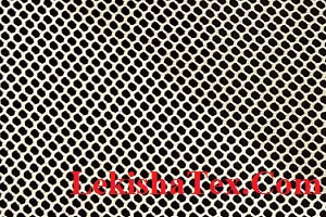 Heavy CanCan Polyester Net Fabric